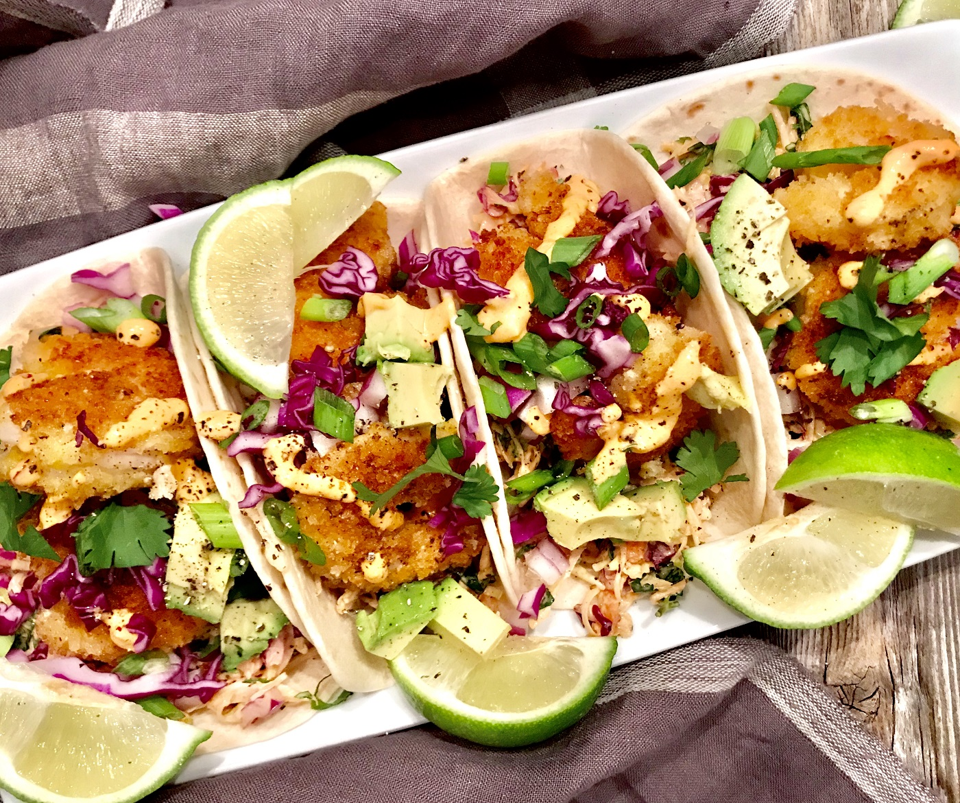 An image of tacos made by Taste & Sabor, a restaurant with pickup or delivery in the Bronx, NY area (Kingsbridge)